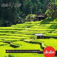 Tiket Promo Solo - Bali PP