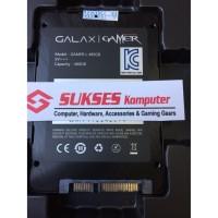 Galax SSD Gamer L Series 480GB R560MBS W540 MBs