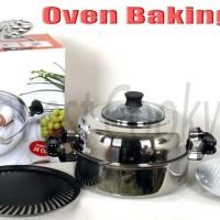 Sale Oven Baking Pan Multiguna Bagus