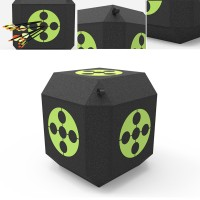 Archery Target 3D Dice for Hunting Shooting Bow Arrow