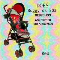STROLLER BUGGY BABYDOES 203 Great