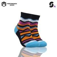 Stayhoops - Kaos Kaki Fashion / Olahraga Anak Bermotif- Rheoz Junior