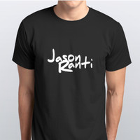 Kaos Baju Obral Combed 30 Distro Jason Ranti Tshirt Murah Polos Custom