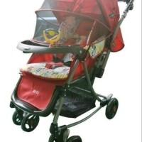 BABY STROLLER KERETA DORONG BAYI PLIKO PARIS 399 KERETA Great