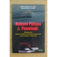 BUKU ORI-HUKUM PIDANA & PENOLOGI - WIDODO - ASWAJA