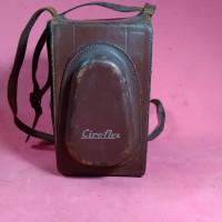 kamera analog TLR made in USA jadul vintage antik lawas kuno rare lang