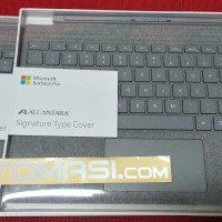 Microsoft Keyboard Typecover Alcantara Signature Surface Pro 3/4/5/6/7