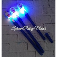 PEN31 Pulpen / Pen LED DORAEMON BALING BALING Gel Fancy Karakter