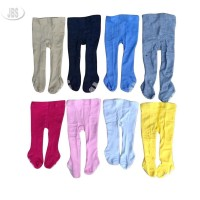 Celana legging bayi polos tutup kaki Cotton Rich Tight - legging bayi