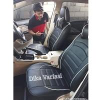 sarung jok mobil pajero sport/rush/xpander rush br-v dll