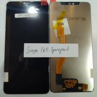 Lcd Touchscreen Oppo F7 Oppo F7 Pro Original Black Kontras