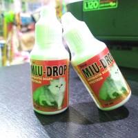 Antibiotik Tetes Untuk Kucing MIU DROP 30ml Miu Drop Antibiotik Kucing
