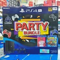 PS4 PRO PARTY 1TB BUNDLE