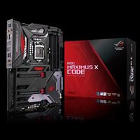 Asus ROG Maximus X CODE WI-FI AC LGA1151 Z370 DDR4 USB31 SATA3