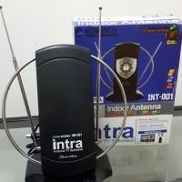 BARU Antenna TV DIGITAL/ANALOG INDOOR/DALAM& BOOSTER INTRA HM 001