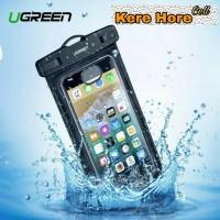 UGREEN Waterproof Case Anti Air Universal Handphone Touchscreen