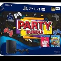 PS4 PRO PARTY BUNDLE 1TB