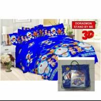 bed cover bonita motif doraemon