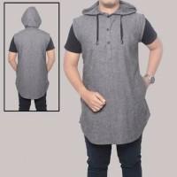 baju koko rompi / rosal / rompi sholat / atasan /muslim /pria