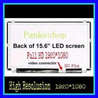 Screen Led Lcd Laptop MSI GL62M 7RDX GL62M 7REX GS60 2QC Full HD