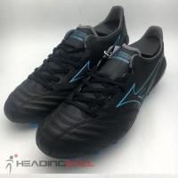 Murah. . Sepatu Bola Mizuno Morelia Neo II MD Black Blue Atoll