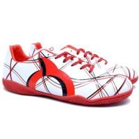 Murah. . Sepatu Futsal Ortuseight Ventura IN - (White/red/black)