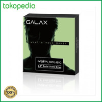 GALAX SSD GAMER L SERIES 480GB Murah/Diskon/Limited/Berkualitas