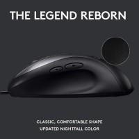 Logitech MX518 Gaming Mouse - The Legend Reborn