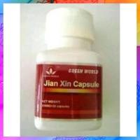 Obat Jantung Cardio Power Jian Xin Capsule Green World