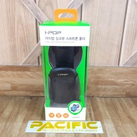 Smart Phone Holder I-POP Carex - Dudukan Handphone Mobil Universal -