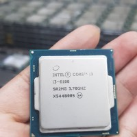 Processor Intel Core i3-6100 3.7GHz TRAY + FAN INTEL 1151 Skylake