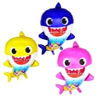 Balon Foil Baby Sharks / Balon Foil Baby Shark / Balon Baby Shark