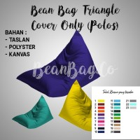Bean Bag Triangle Polos (COVER ONLY)
