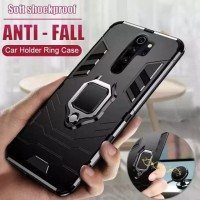 XIAOMI REDMI NOTE 8 PRO TRANSFORMERS I-RING HARD CASE MAGNETIC HOLDER