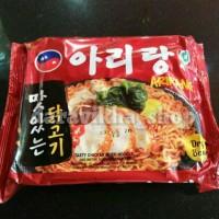 Arirang Tasty Chiken Fried Noodle 130gr / Mie Goreng ayam Korea