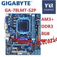 GIGABYTE GA 78LMT S2P Motherboard 760g DDR3 USB 2.0 1660g DDR3 AM3 AM3