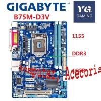 Motherboard GIGABYTE GA B75M D3V B75M D2P B75M D2V B75M D3H B75M DS3V
