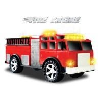 Happy Truck - Mobil 3 Suara - Mainan Mobilan - Mainan Anak