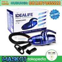 NEW Mini Vacuum Cleaner and Blower - IDEALIFE IL-130 Vacum cleaners