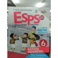 BUKU SOAL LATIHAN BUKU ESPS BAHASA INDONESIA KELAS 6 SD/MI K2013