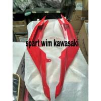 body bodi belakang set merah ninja 250 fi original kawasaki