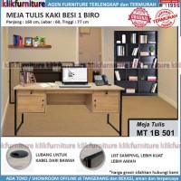 Meja Tulis Meja Kantor Kaki Besi 1 Biro MTB 501
