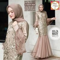 Promo Hilza Maxy By Ama Najwa Baju Kondangan Muslim
