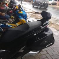 Aksesoris Motor Sandaran Jok Pcx 150 Lokal 2018 Backrest New Pcx Lokal