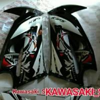 TERLARIS Fairing cover body sayap ninja rr new special edition 2013