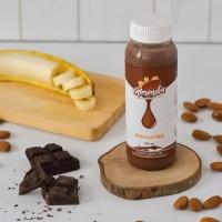 HOT SALE Almendra Raw Almond Milk / Susu Almond - Choco Banana