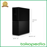 WD Mybook Personal Storage 6TB FS Murah/Diskon/Limited/Berkualitas
