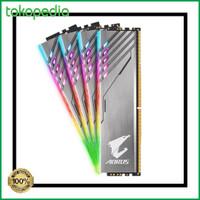 PROMO MEMORY-RAM AORUS RGB MEMORY DDR4 16GB - 2X8GB - 3200MHZ