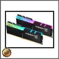 HOT DEAL GSKILL RAM TRIDENTZ RGB DDR4 8GBX2 PC19200 F4-2400C15D-16GTZ