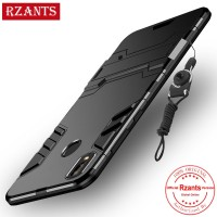 New Untuk Asus Zenfone Max Pro M2 / M1 Hard Case with Lanyard Stand